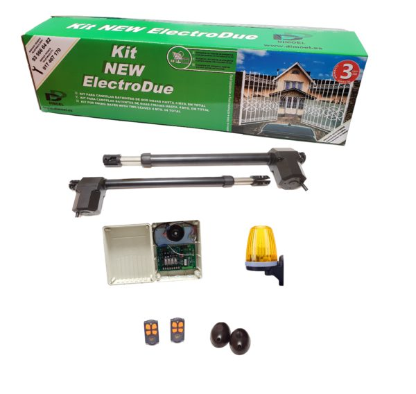 KIT NEW ELECTRODUE COMPLETO