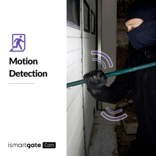 iSG-CAM-01W-Motion Detection